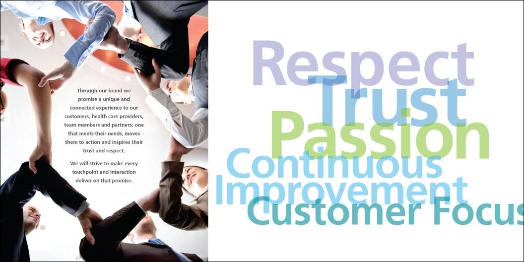 Collateral print design, Corporate Branding, Corporate brochure design, Healthcare graphic design, healthcare industry, brand management, direct mail design, Newsletter design, digital marketing